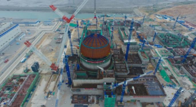 Trung Quốc mở rộng nhà máy điện hạt nhân gần đảo Bạch Long Vĩ của Việt Nam - Ảnh 1.