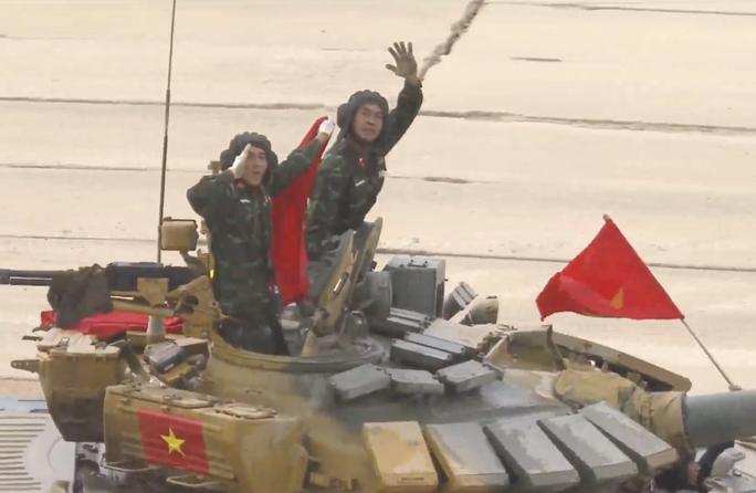 Xe tăng Việt Nam vô địch Tank Biathlon tại Army Games 2020 - Ảnh 10.
