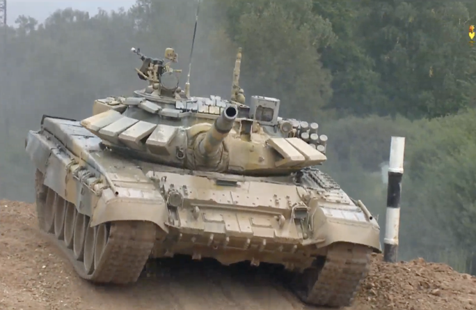 Xe tăng Việt Nam vô địch Tank Biathlon tại Army Games 2020 - Ảnh 4.