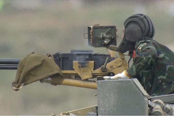Xe tăng Việt Nam vô địch Tank Biathlon tại Army Games 2020 - Ảnh 3.