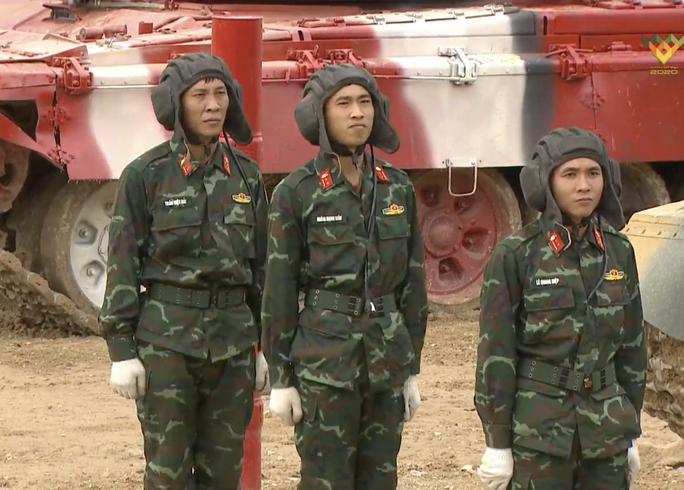 Xe tăng Việt Nam vô địch Tank Biathlon tại Army Games 2020 - Ảnh 2.