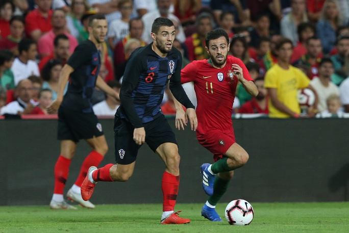 Croatia tuyên chiến nhà vô địch Bồ Đào Nha - Ảnh 1.