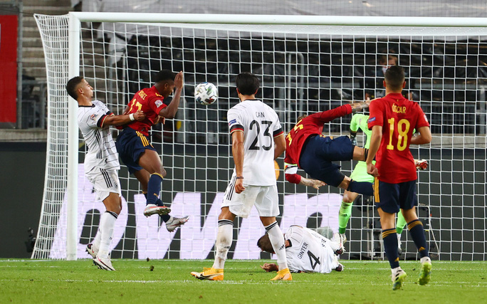 Ngỡ ngàng phút cuối đại chiến Đức - Tây Ban Nha ở Nations League - Ảnh 5.