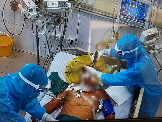 36 giờ không ca mắc mới Covid-19, có 8 bệnh nhân tiên lượng rất nặng - Ảnh 1.
