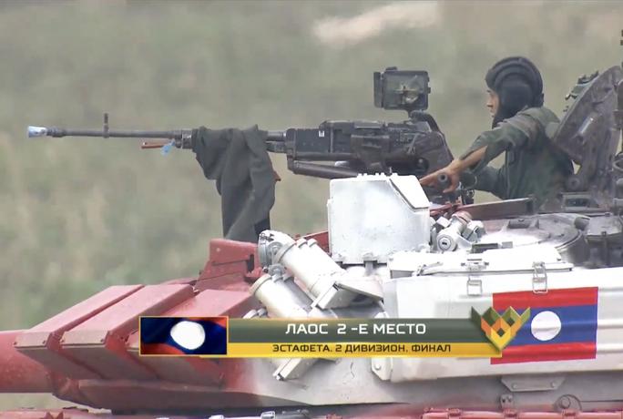 Xe tăng Việt Nam vô địch Tank Biathlon tại Army Games 2020 - Ảnh 7.