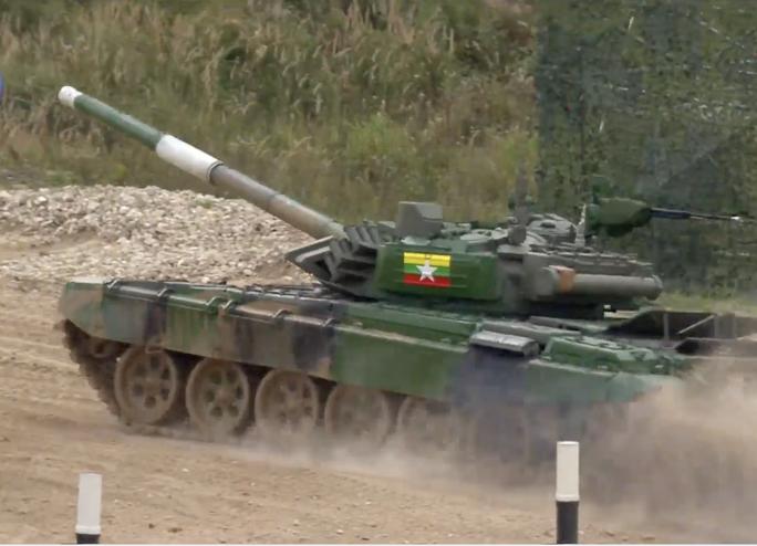 Xe tăng Việt Nam vô địch Tank Biathlon tại Army Games 2020 - Ảnh 8.