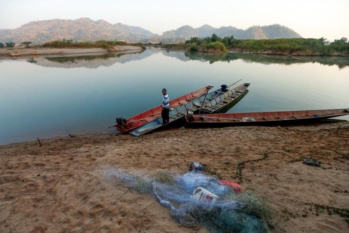 """Mỹ: Trung Quốc """"thao túng"""" dòng chảy sông Mekong - Ảnh 1."""