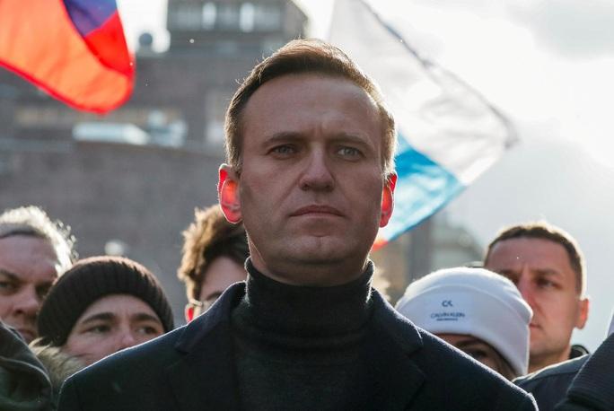 Điện Kremlin: Nga cũng muốn biết chuyện gì xảy ra với ông Alexei Navalny - Ảnh 1.