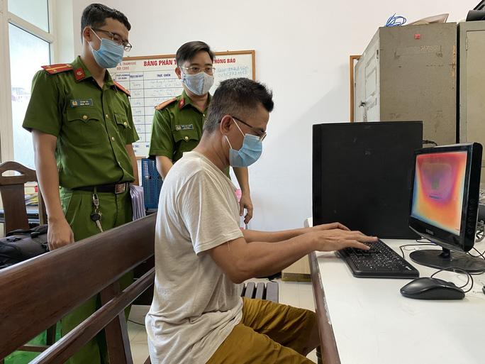 Phá đường dây làm giả hơn 120 con dấu của các cơ quan, tổ chức trên địa bàn Đà Nẵng - Ảnh 4.