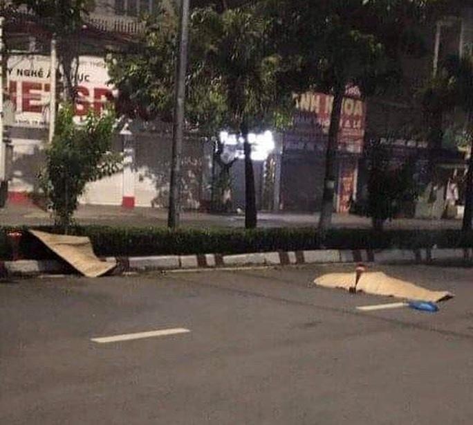 Tai nạn thương tâm ở Biên Hòa, 2 người tử vong chưa rõ danh tính - Ảnh 1.