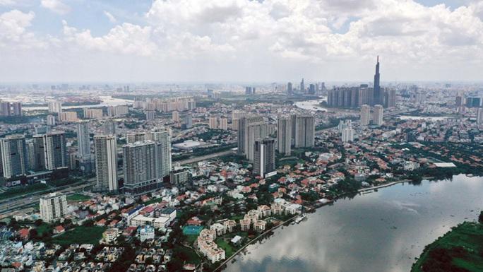 Mô hình đô thị sáng tạo phía Đông rõ dần - Ảnh 1.