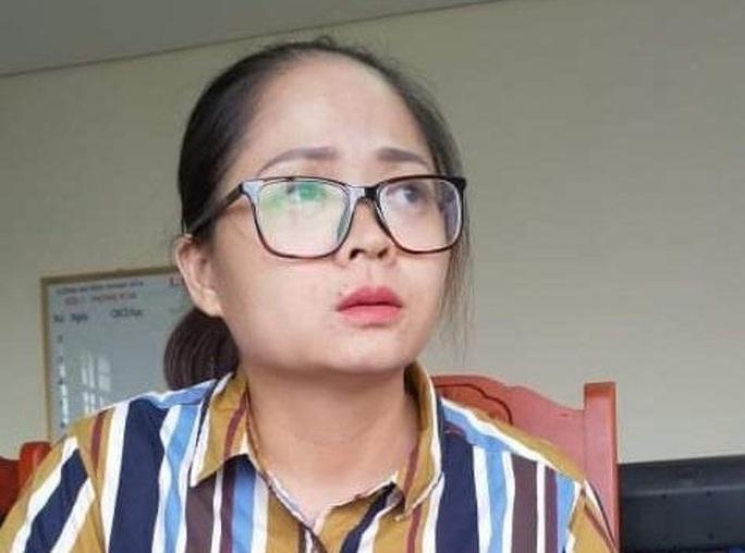 Nữ kế toán Hội Người mù lập khống hồ sơ tham ô 1,1 tỉ đồng - Ảnh 1.