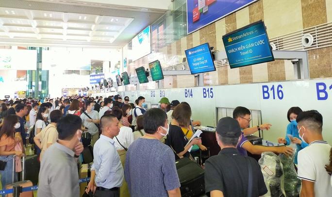 Hãng hàng không đồng loạt mở lại đường bay Đà Nẵng - Ảnh 1.
