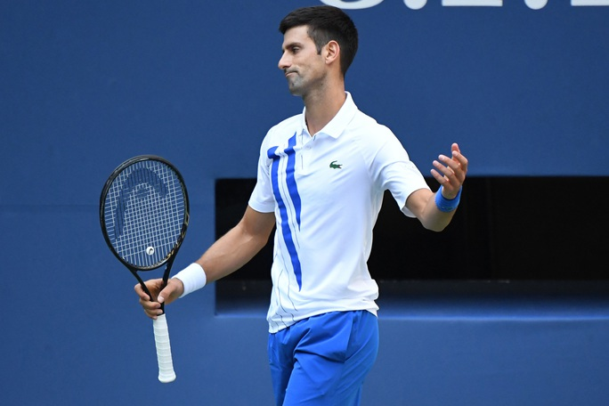Vết nhơ đáng hổ thẹn của Djokovic - Ảnh 1.