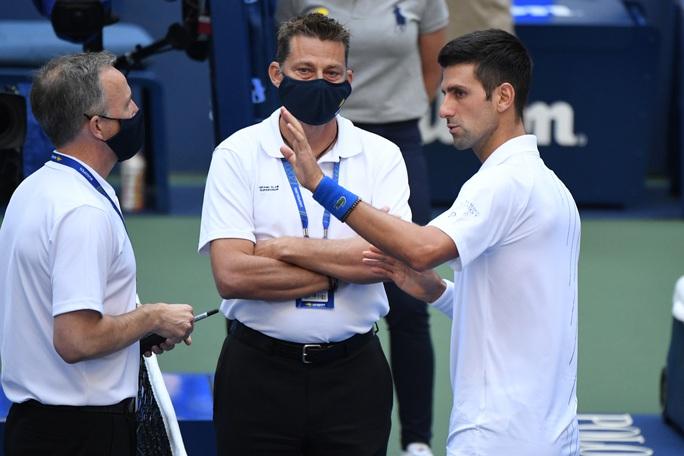 Xấu chơi, Djokovic vẫn nghĩ bị ép uổng loại khỏi US Open 2020 - Ảnh 5.