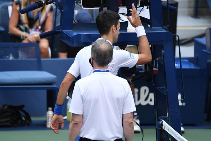 Xấu chơi, Djokovic vẫn nghĩ bị ép uổng loại khỏi US Open 2020 - Ảnh 7.
