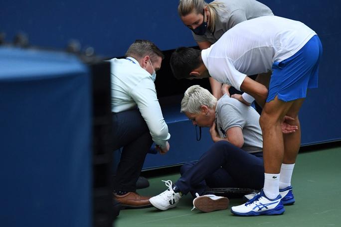 Xấu chơi, Djokovic vẫn nghĩ bị ép uổng loại khỏi US Open 2020 - Ảnh 2.
