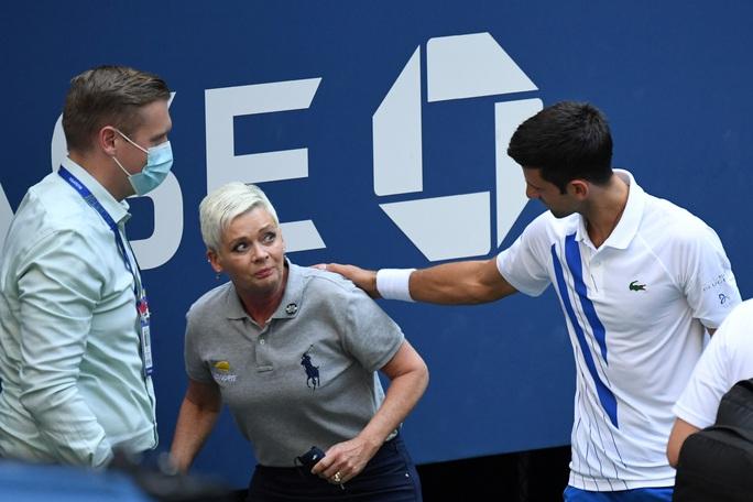 Xấu chơi, Djokovic vẫn nghĩ bị ép uổng loại khỏi US Open 2020 - Ảnh 3.