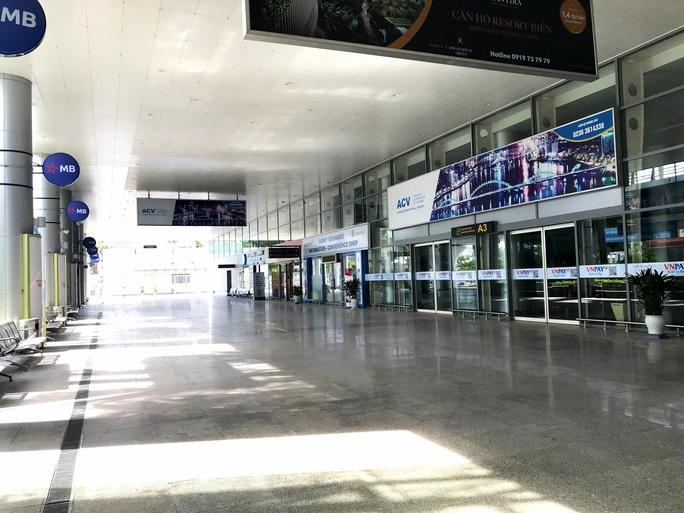 Bến xe, nhà ga, sân bay ở Đà Nẵng mở cửa trở lại nhưng vẫn vắng khách - Ảnh 5.