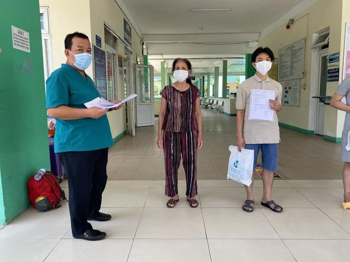 Đà Nẵng: Công bố thêm 4 bệnh nhân khỏi Covid-19, riêng bệnh nhân 416 hồi phục chậm - Ảnh 2.