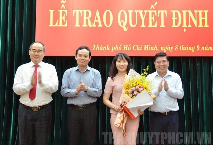 Giám đốc Sở Tài chính tham gia BCH Đảng bộ TP HCM - Ảnh 1.