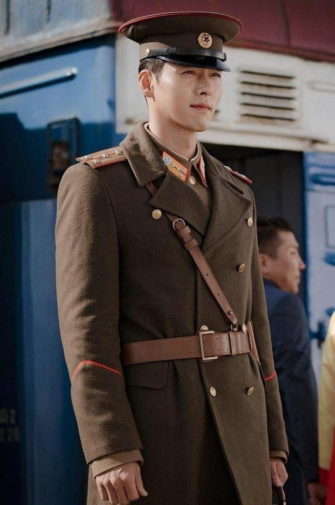 Cánh mày râu thừa nhận Hyun Bin là mỹ nam số 1 Hàn Quốc - Ảnh 1.