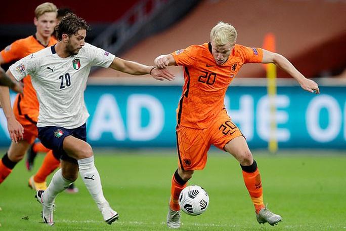 Đương kim á quân Hà Lan thua sốc, mất ngôi đầu Nations League - Ảnh 6.