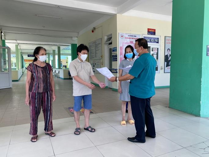 Đà Nẵng: Công bố thêm 4 bệnh nhân khỏi Covid-19, riêng bệnh nhân 416 hồi phục chậm - Ảnh 1.