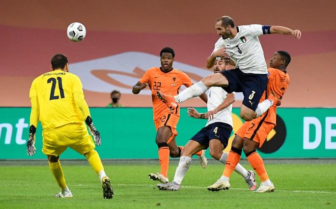 Đương kim á quân Hà Lan thua sốc, mất ngôi đầu Nations League - Ảnh 3.