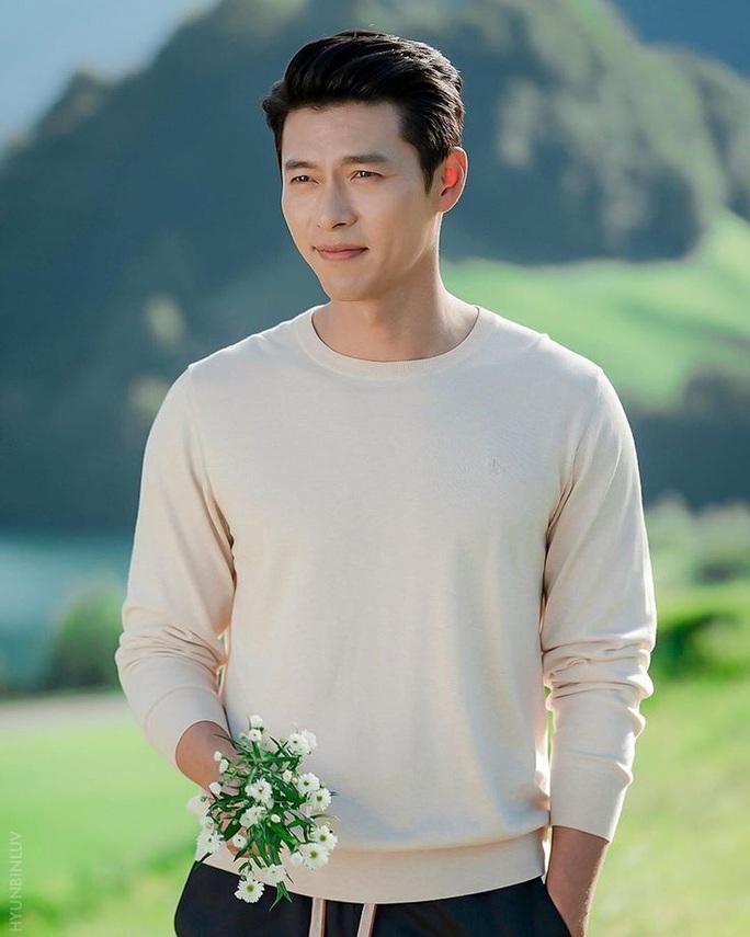 Cánh mày râu thừa nhận Hyun Bin là mỹ nam số 1 Hàn Quốc - Ảnh 2.