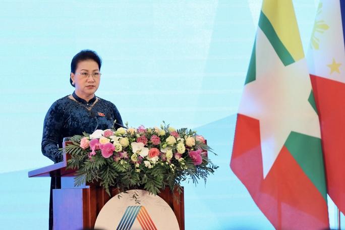 Tổng Bí thư, Chủ tịch nước Nguyễn Phú Trọng phát biểu chào mừng AIPA 41 - Ảnh 3.