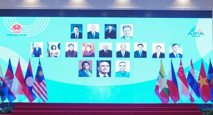 Tổng Bí thư, Chủ tịch nước Nguyễn Phú Trọng phát biểu chào mừng AIPA 41 - Ảnh 6.