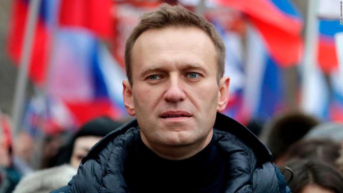 Chính khách đối lập Nga Alexei Navalny hồi tỉnh ở Đức - Ảnh 1.
