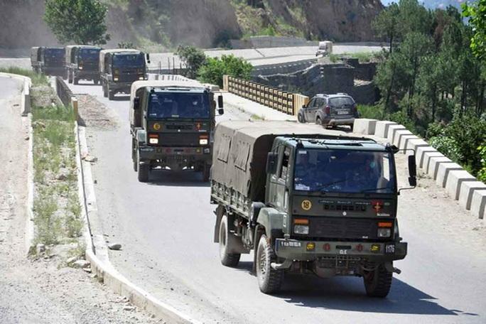 Trung Quốc tố lính Ấn Độ nổ súng ở biên giới - Ảnh 2.