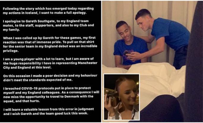Dính scandal gái gọi Iceland, hai sao trẻ bị đuổi khỏi tuyển Anh - Ảnh 1.