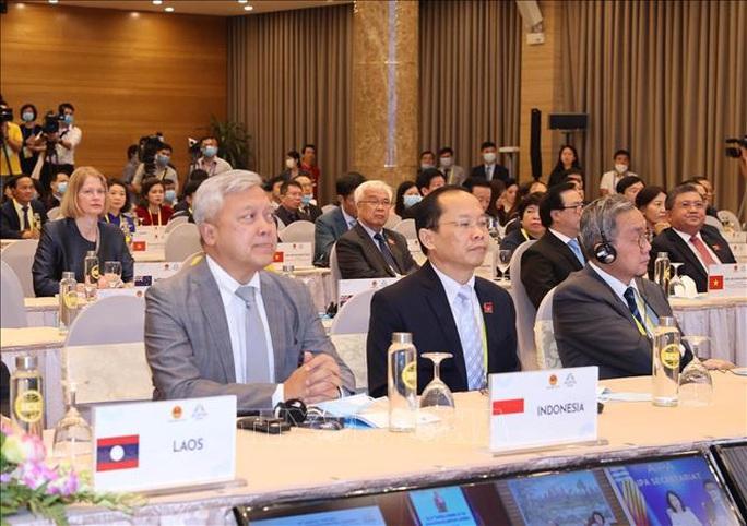 Tổng Bí thư, Chủ tịch nước Nguyễn Phú Trọng phát biểu chào mừng AIPA 41 - Ảnh 8.