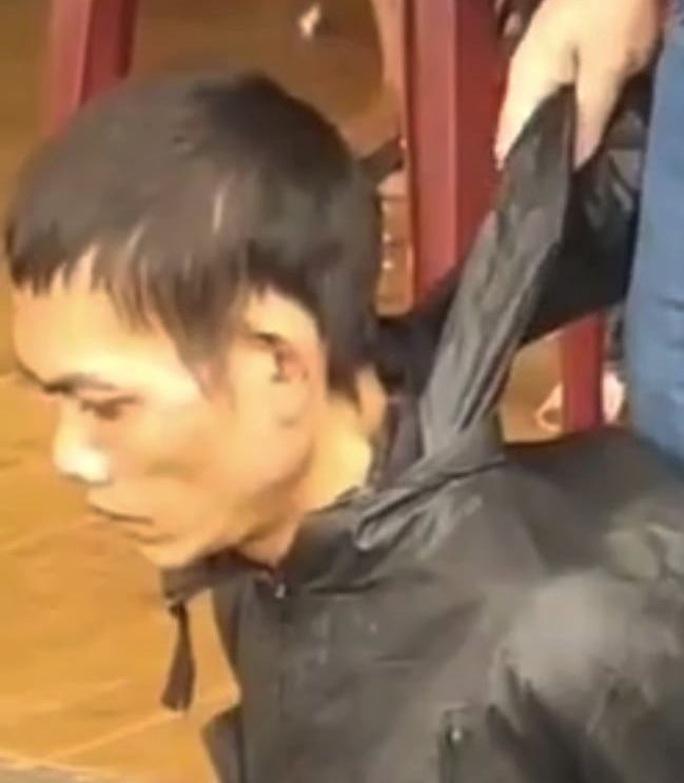 Đã bắt được phạm nhân nhiễm HIV phá còng bỏ trốn  - Ảnh 2.