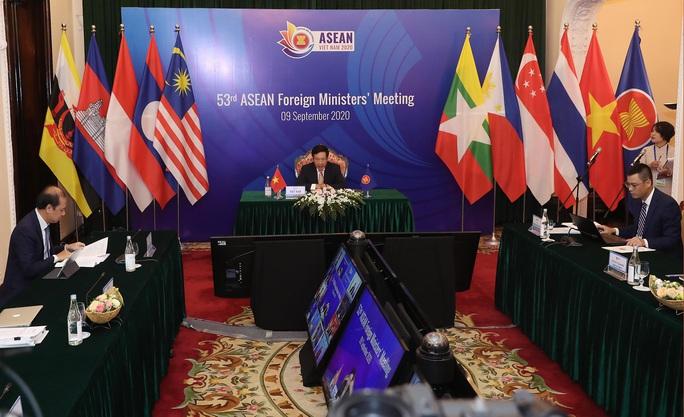 ASEAN đề cao luật pháp quốc tế - Ảnh 2.