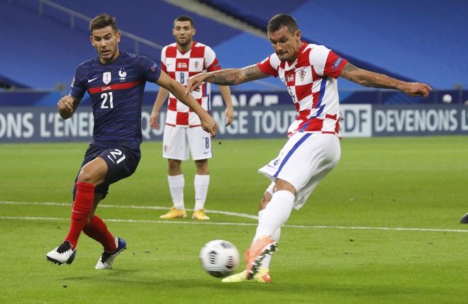 Vùi dập Croatia, Pháp tái hiện đại tiệc chung kết World Cup 2018 - Ảnh 3.