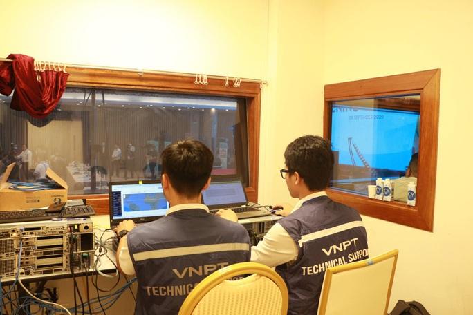 VNPT triển khai hạ tầng viễn thông - CNTT phục vụ kỳ họp Đại hội đồng AIPA 41 - Ảnh 2.
