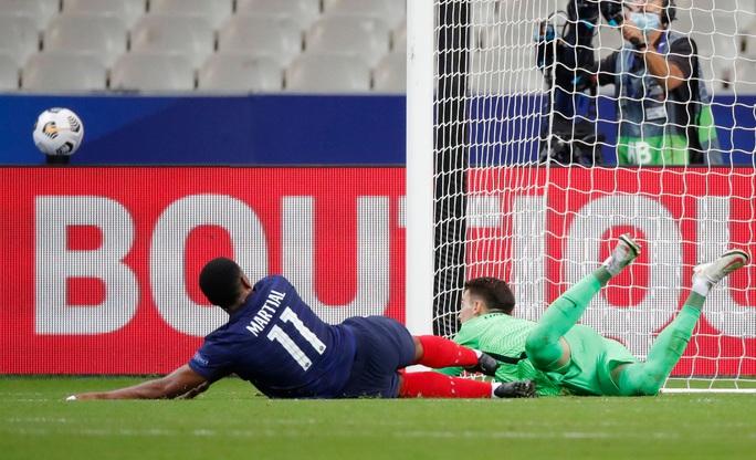 Vùi dập Croatia, Pháp tái hiện đại tiệc chung kết World Cup 2018 - Ảnh 5.