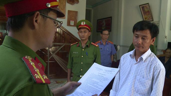 Sai phạm đất đai, nguyên chủ tịch huyện ở Phú Yên bị khởi tố - Ảnh 2.