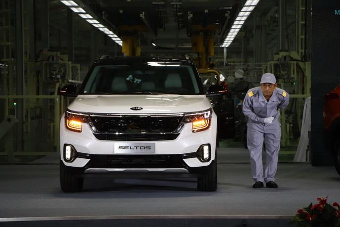 Thaco xuất xưởng xe Kia Seltos giá từ 599 đến 719 triệu đồng - Ảnh 4.