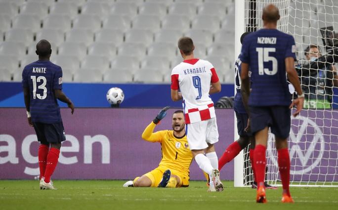 Vùi dập Croatia, Pháp tái hiện đại tiệc chung kết World Cup 2018 - Ảnh 6.