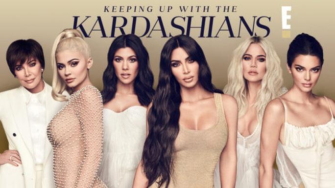 Gia đình Kim Kardashian dừng show thực tế 4 triệu người xem - Ảnh 3.