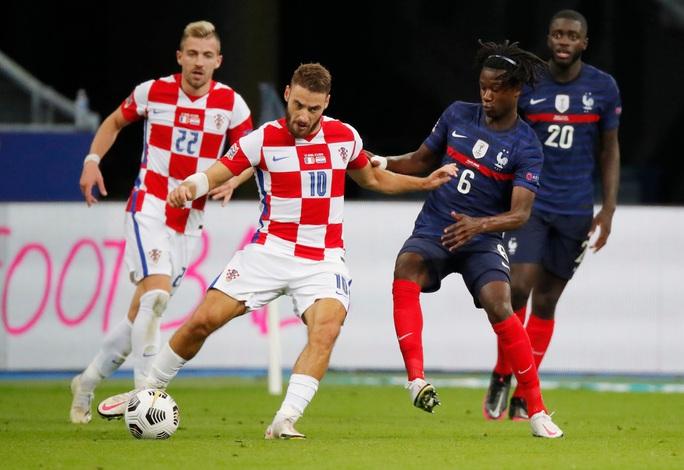 Vùi dập Croatia, Pháp tái hiện đại tiệc chung kết World Cup 2018 - Ảnh 2.