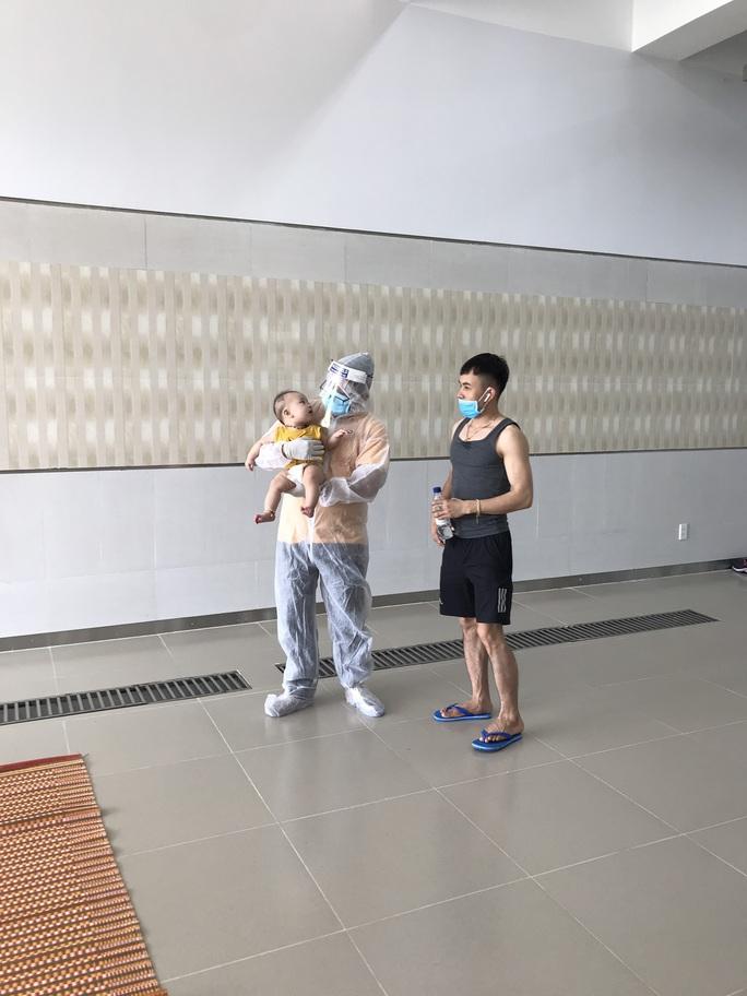 Tâm sự của bác sĩ chăm sóc 53 trẻ cách ly ở Bình Dương, bố mẹ ở Hàn Quốc - Ảnh 6.