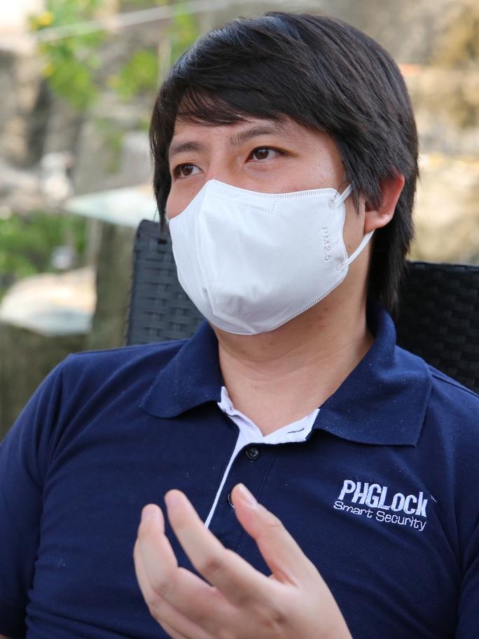 Ông chủ ATM gạo trở thành công dân trẻ tiêu biểu TP HCM năm 2020 - Ảnh 1.
