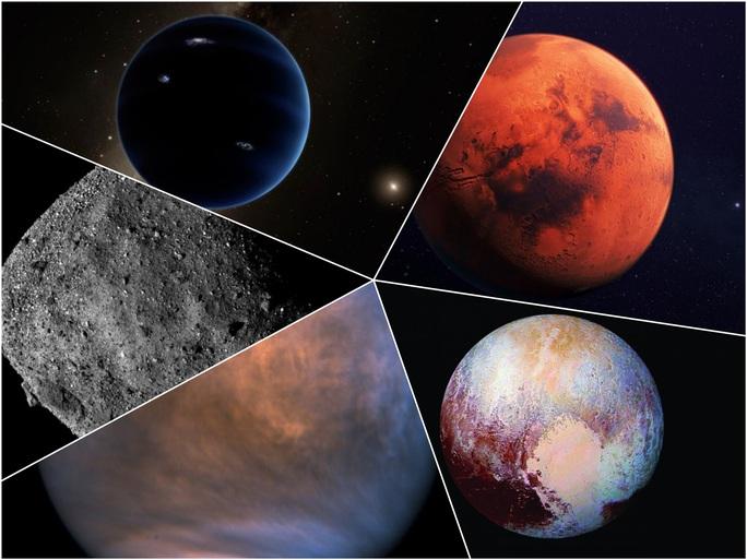 Choáng váng 5 hành tinh sở hữu cấu trúc y hệt Trái Đất lộ diện năm qua - Ảnh 1.