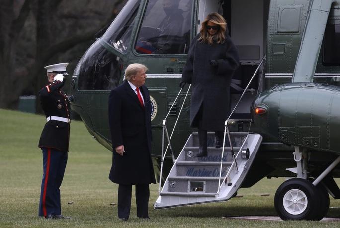 """Tổng thống Trump nói về """"những thắng lợi lịch sử"""" - Ảnh 1."""